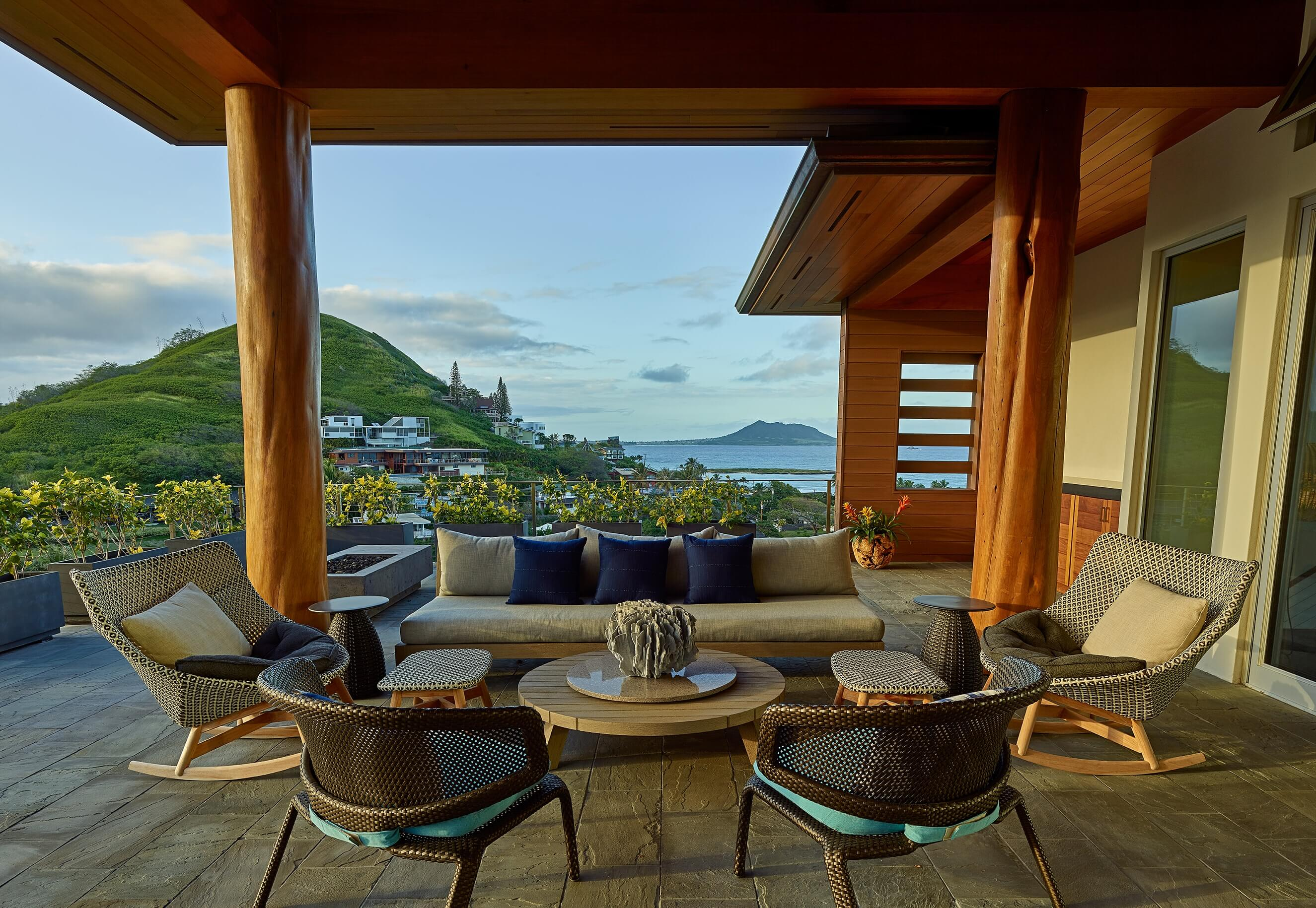 Kailua Cliff Home Gallery